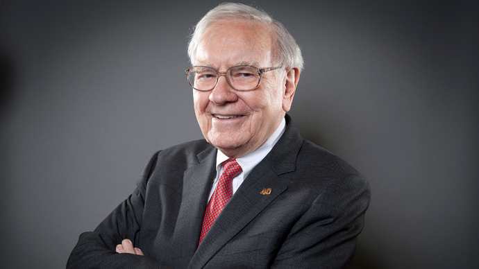 documentário warren buffett