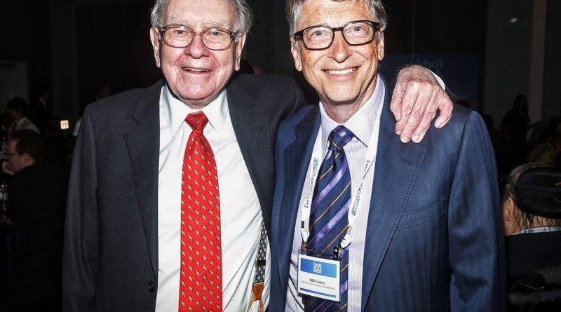 os maiores investidores do mundo